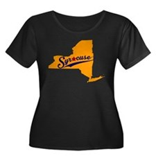 Syracuse, NY Plus Size T-Shirt