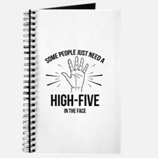 Some People Just Need A High-Five Journal