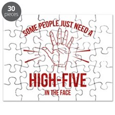 Some People Just Need A High-Five Puzzle