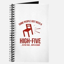 Some People Deserve A High-Five Journal