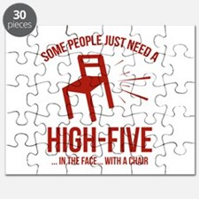 Some People Deserve A High-Five Puzzle