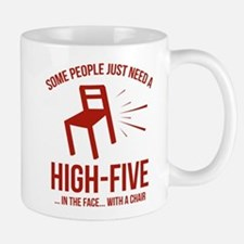 Some People Deserve A High-Five Mug