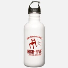 Some People Deserve A High-Five Water Bottle