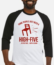 Some People Deserve A High-Five Baseball Jersey