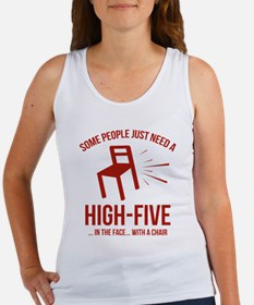 Some People Deserve A High-Five Women's Tank Top