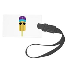 16 Bars Logo Luggage Tag