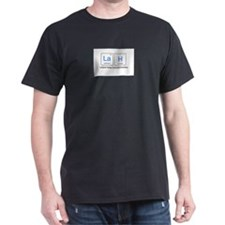 LAH periodic table T-Shirt