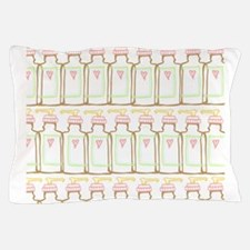 Sweet hand soap bottle Pillow Case
