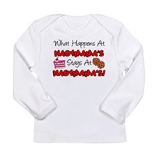 Stays At Nagymama Long Sleeve T-Shirt