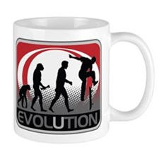 Evolution Skateboarding Mug