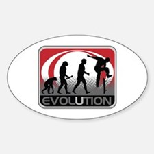 Evolution Skateboarding Decal