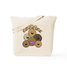 retro cookie Tote Bag
