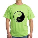 Yin-Yang Green T-Shirt
