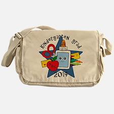 School Supplies K-Grad 14 Messenger Bag
