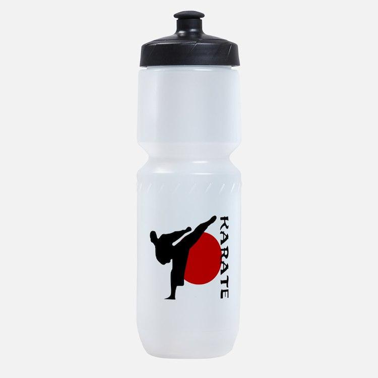 Martial Artist Sports Bottle