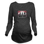 Evolution Soccer Long Sleeve Maternity T-Shirt
