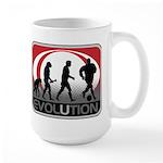 Evolution Soccer Large Mug