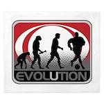 Evolution Soccer King Duvet