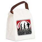 Evolution Soccer Canvas Lunch Bag