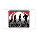 Evolution Soccer 20x12 Wall Decal