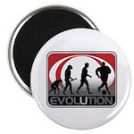 Evolution Soccer Magnet