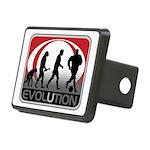 Evolution Soccer Rectangular Hitch Cover