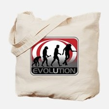 Evolution Scuba Diver Tote Bag