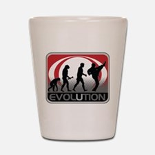 Evolution Martial Arts Shot Glass