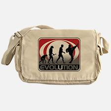 Evolution Martial Arts Messenger Bag