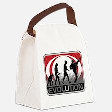Evolution Martial Arts Canvas Lunch Bag