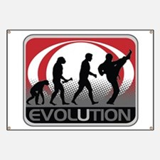 Evolution Martial Arts Banner