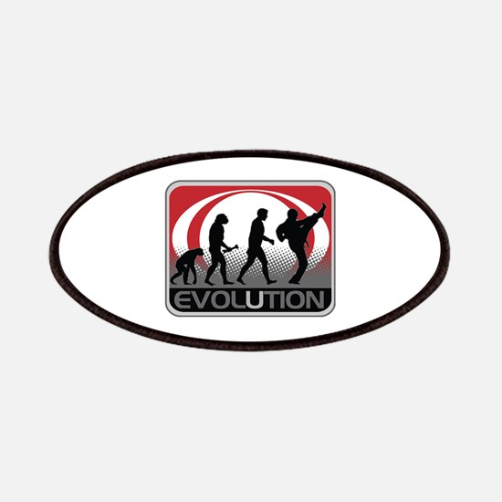 Evolution Martial Arts Patches