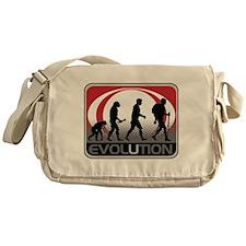 Evolution Hiker Messenger Bag