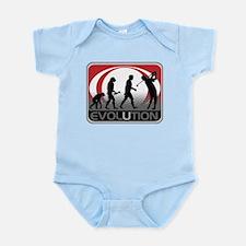 Evolution Golfer Infant Bodysuit