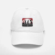 Evolution Golfer Baseball Baseball Cap