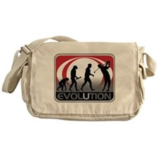 Evolution Golfer Messenger Bag