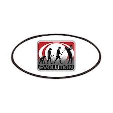 Evolution Golfer Patches