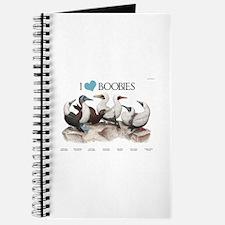 I Heart Boobies Journal