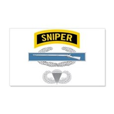 Sniper CIB Airborne Wall Decal