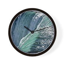 Majestic Niagara Falls Wall Clock