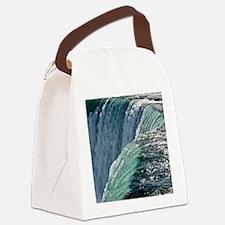 Majestic Niagara Falls Canvas Lunch Bag