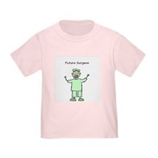 Future Surgeon Green Scrubs T