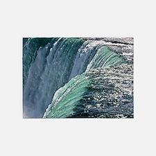 Majestic Niagara Falls 5'x7'Area Rug