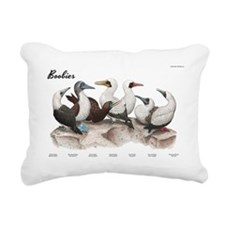 Boobies Rectangular Canvas Pillow
