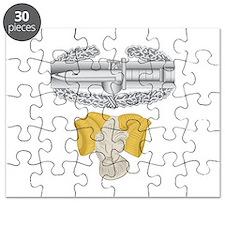 CAB Ram's Head Puzzle