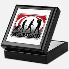 Evolution Baseball Keepsake Box