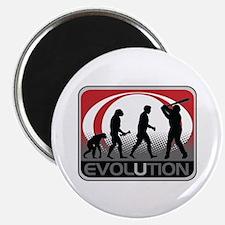 """Evolution Baseball 2.25"""" Magnet (10 pack)"""