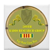509th Design Tile Coaster