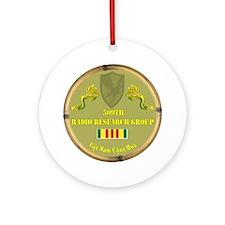 509th Design Round Ornament