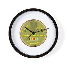 509th Design Wall Clock
